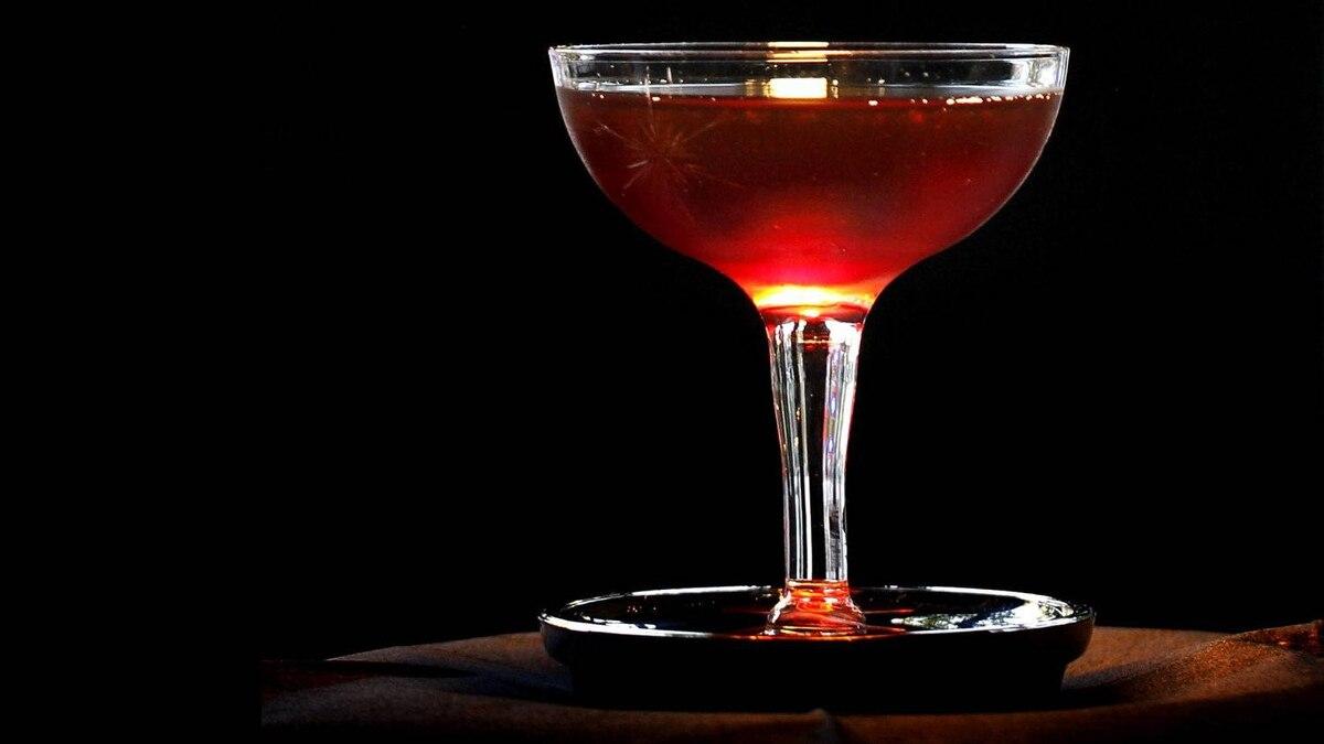 L'Abattoir's head bartender Shaun Layton's cocktail the Torino