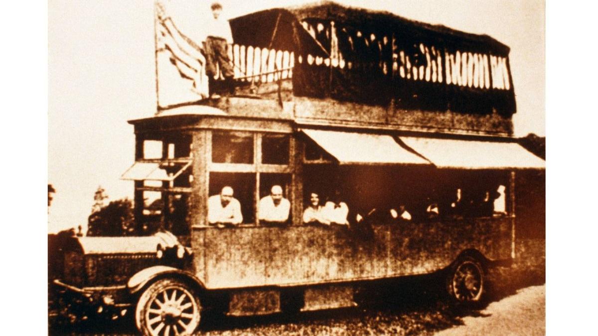 1915 Housecar