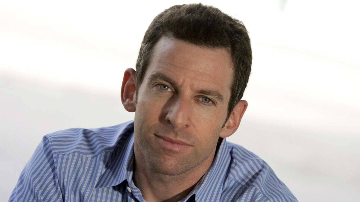 Atheist author Sam Harris