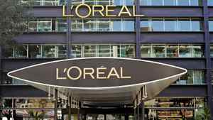 The L'Oreal SA headquarters are seen in Clichy, France, on Wednesday, Sept. 28, 2011.