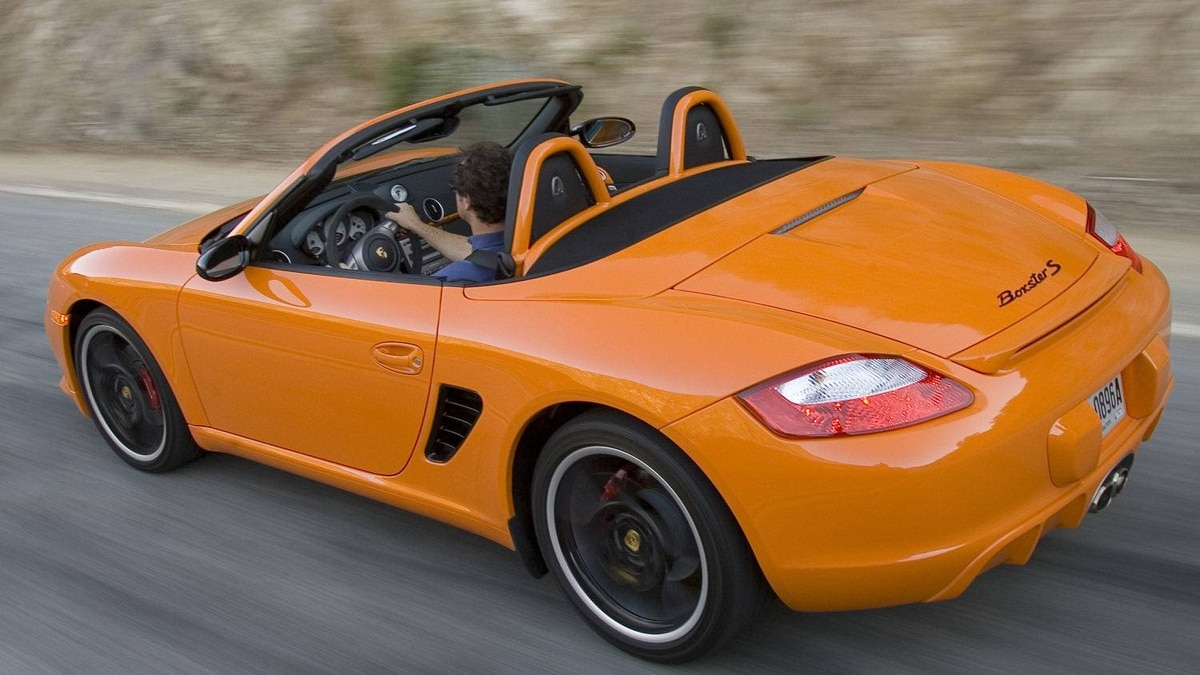 2008 Limited Edition Boxster