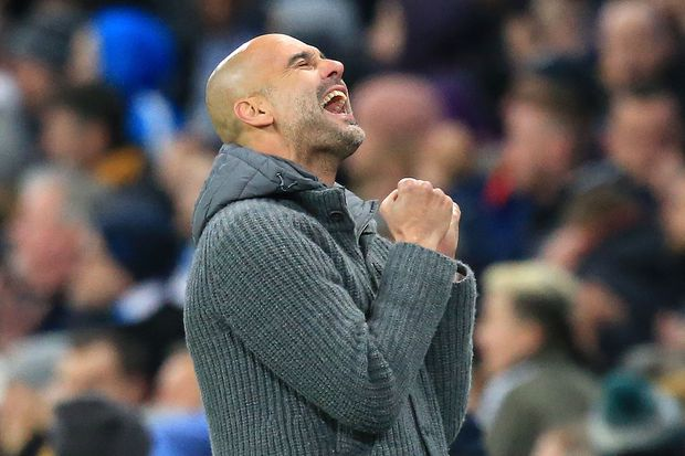 Manchester City gets back atop Premier League table while Tottenham wins in new stadium