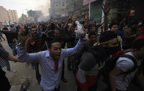 Protesters against anti-demonstration law arrested in Egypt