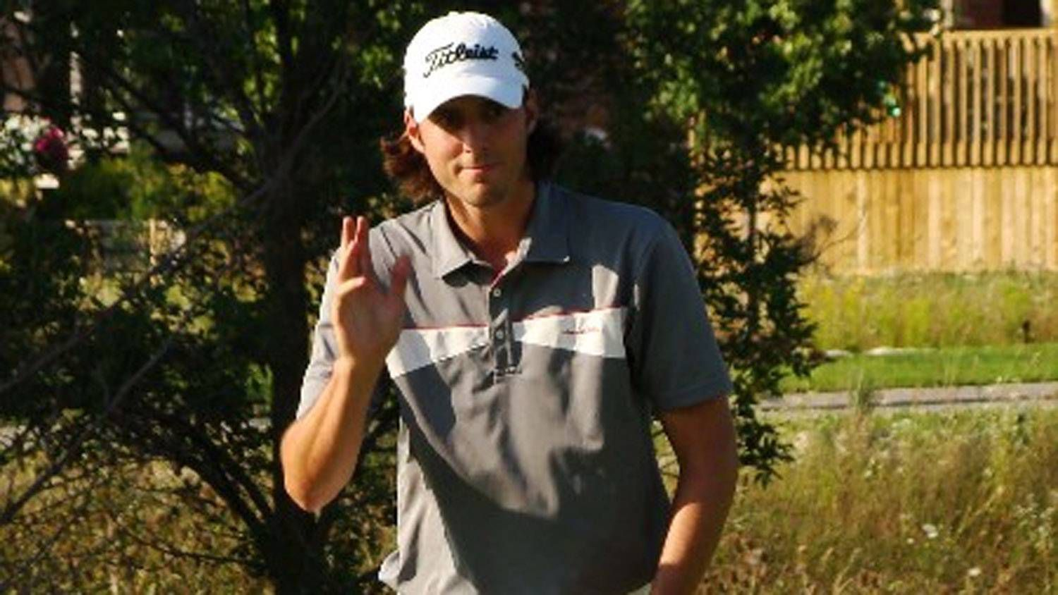 Four Canadians earn berths in RBC Canadian Open at Monday qualifier