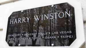 Canadian-based luxury jeweller Harry Winston said writedowns and disappointing sales in its mining unit are behind its third-quarter losses.