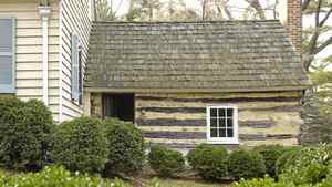 This cabin in Maryland was believed to have been the home of Josiah Henson, the slave whose memoir inspired Harriet Beecher Stowe to write Uncle Tom's Cabin. However, the news came out this week that Mr. Henson never lived in the cabin.