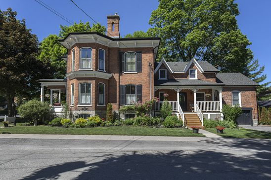 Victorian home in Prince Edward County is proof that every house has a story