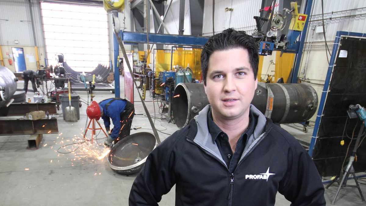 Alberta: After leaving school in his teens and saying goodbye to his dream of being a professional hockey player, 31-year-old Jason Parks turned to welding, his other passion, and established <i><a href=&quot;http://www.profabwelding.ca/&quot;>Profab Welding Ltd.</a></i>. Beginning with one truck in 2003, he used his flair for equipment design and his natural business instincts to land a major contract in the oil services industry. When the recession hit in 2007, Mr. Parks seized the opportunity to diversify his business and expand operations from northern to southern Alberta. Having secured international patents for some of his products, he's is now on the hunt for global business opportunities.
