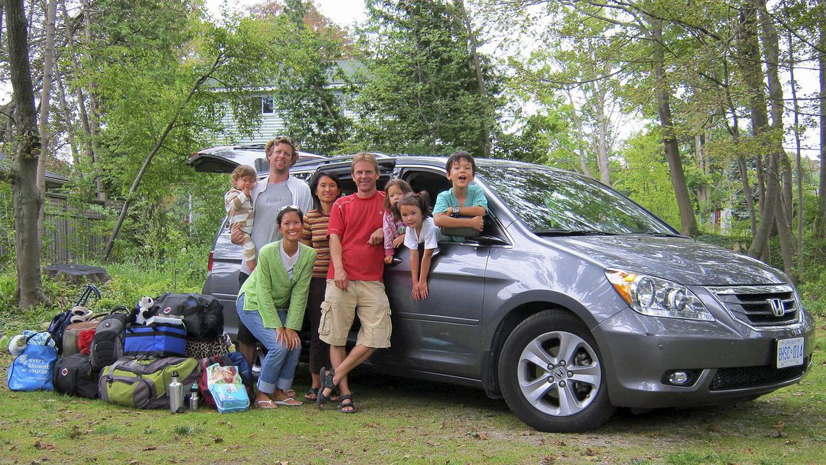 John Heinzl wanted to test to the Honda Odyssey's limits, so he took his family and his sister-in-law�s family on a road trip.