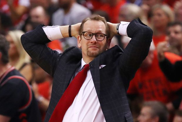 Nick Nurse's controversial use of late, costly timeout leaves many Raptors fans, observers puzzled
