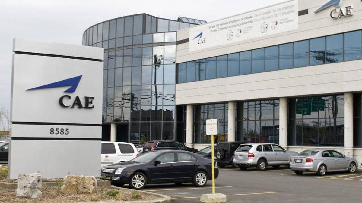 CAE's Montreal headquarters