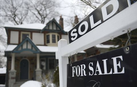 TREB Predicts Spring Thaw After February Sales Deep Freeze