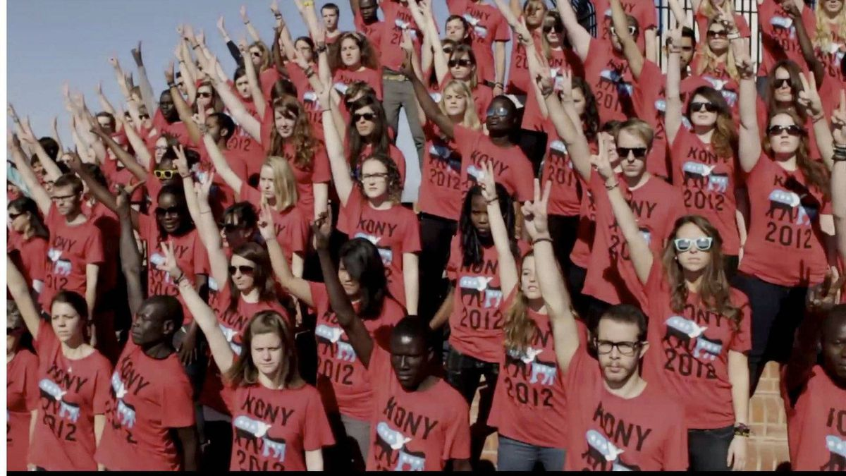 A video by the advocacy group Invisible Children has ignited controversy since it called for an international campaign against Lord's Resistance Army leader Joseph Kony.