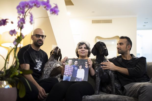 'A shot in the dark': Son recounts mother's harrowing escape from Iran to Vancouver