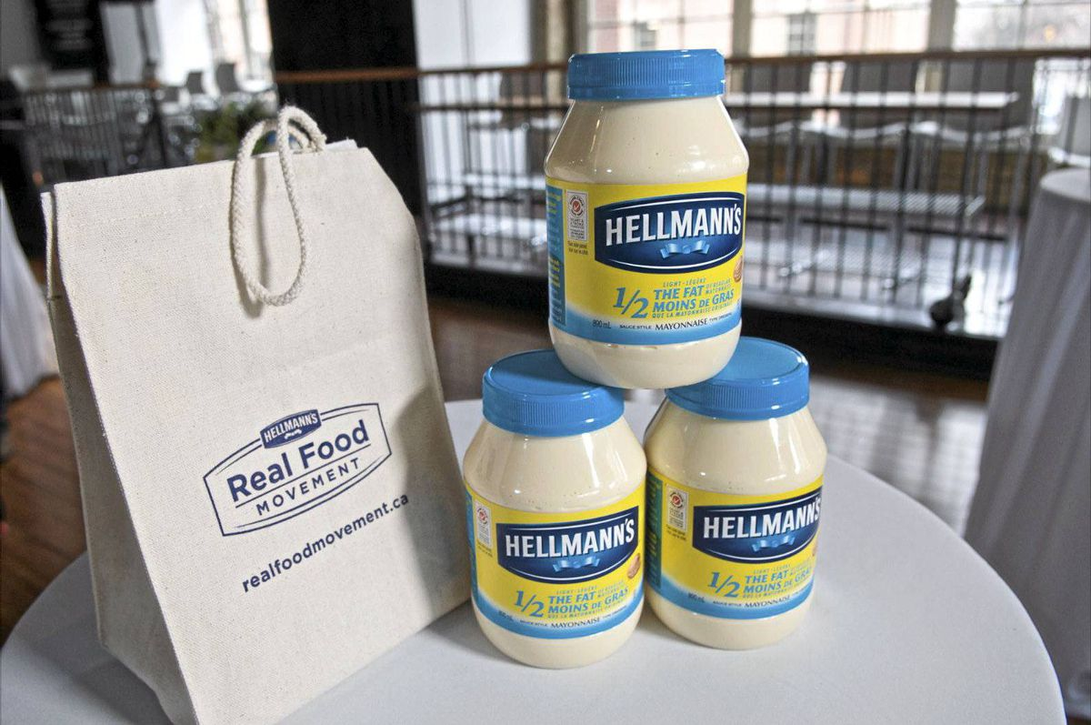 Hellman?s Eat Real campaign this week won the Grand Prix Cassie