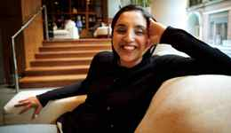 Columbia Business School professor Sheena Iyengar