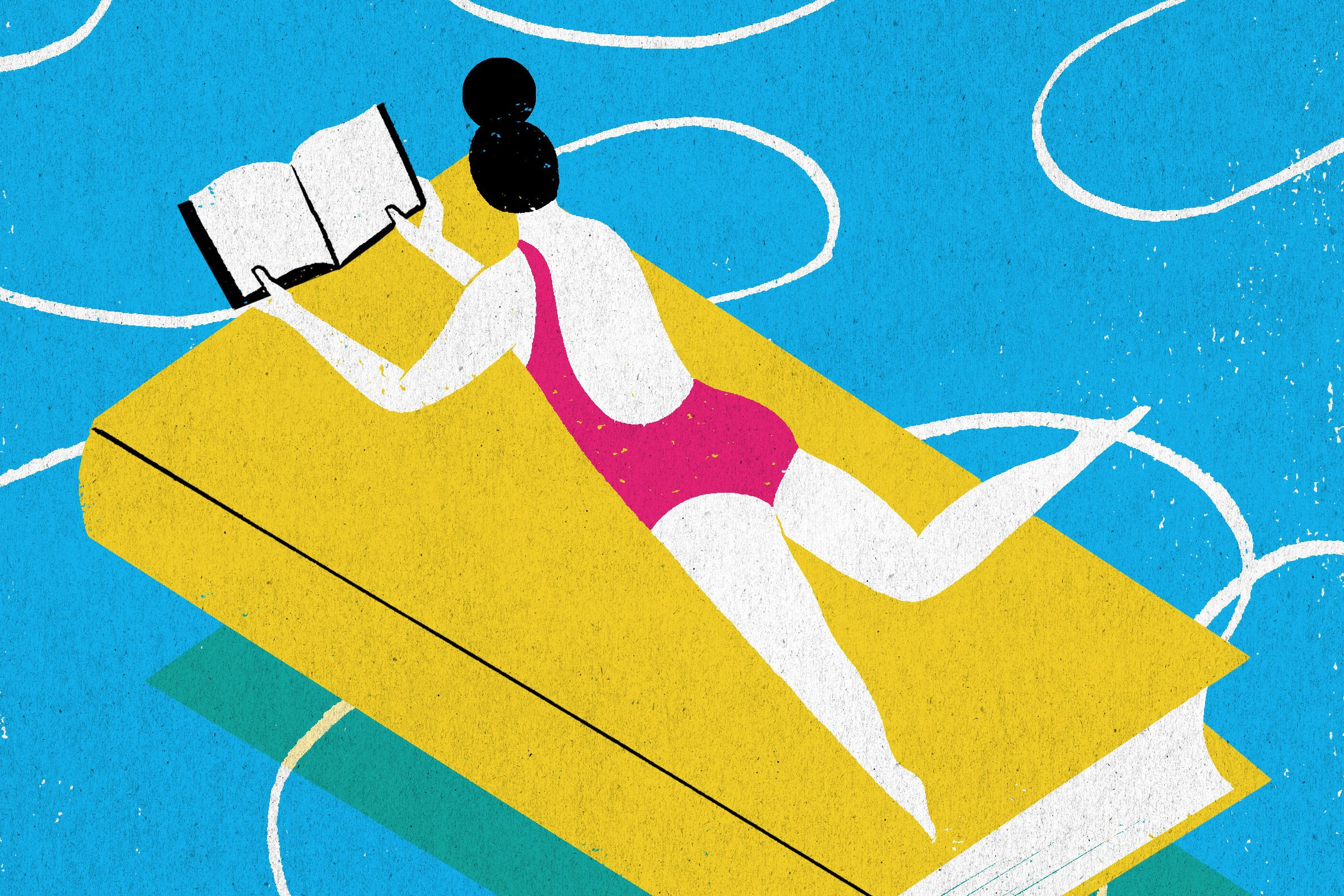 Want to love books again? Read something bad for you