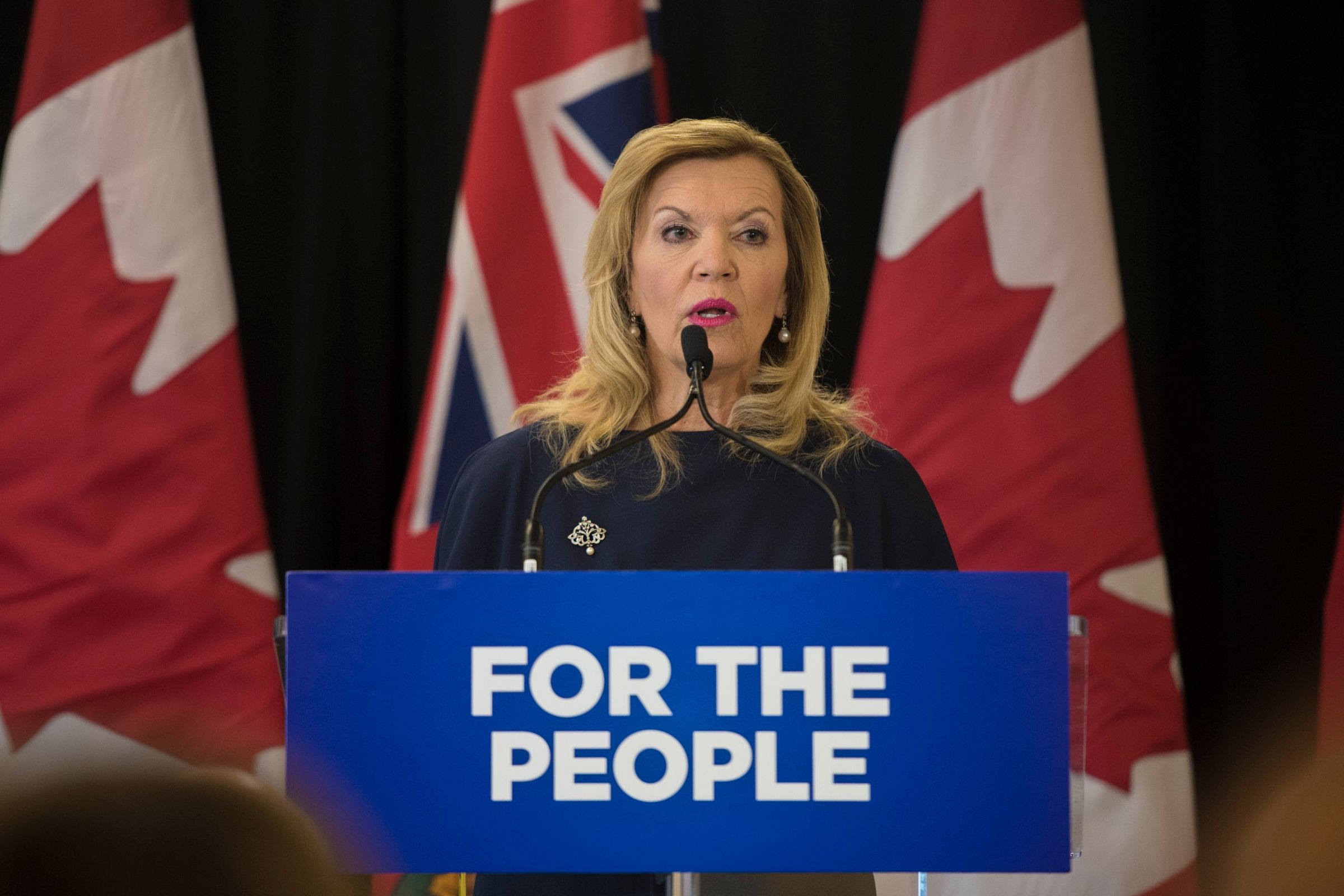 Ten former ministers urge Ontario government to reverse cuts to public-health funding