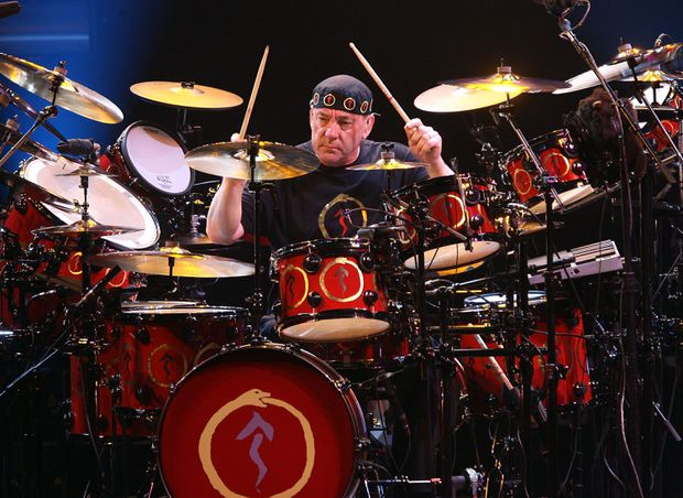 Neil Peart remembered for operatic drum solos and a love for literature and language