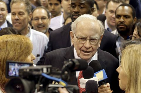 Warren Buffett is bearish on cryptocurrencies