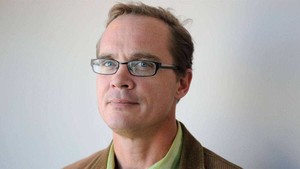 Stephen Northfield, Globe and Mail foreign editor