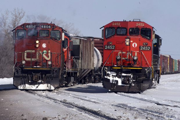 Alberta calls on PM to recall Parliament over CN Rail strike