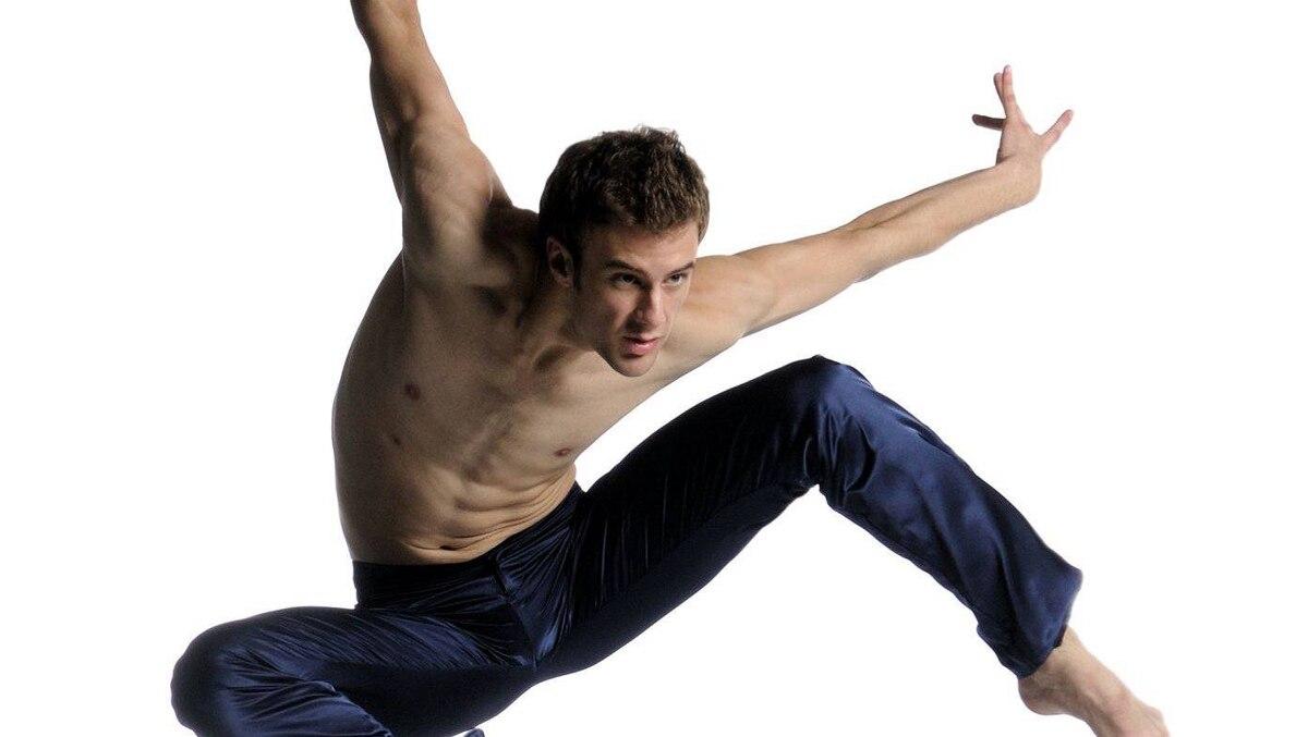 BC Ballet dancer Peter Smida