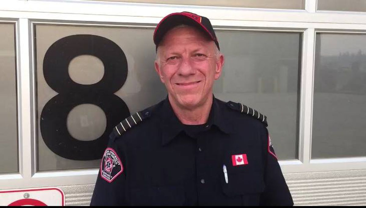 Fort McMurray fire chief has become human face of efforts to