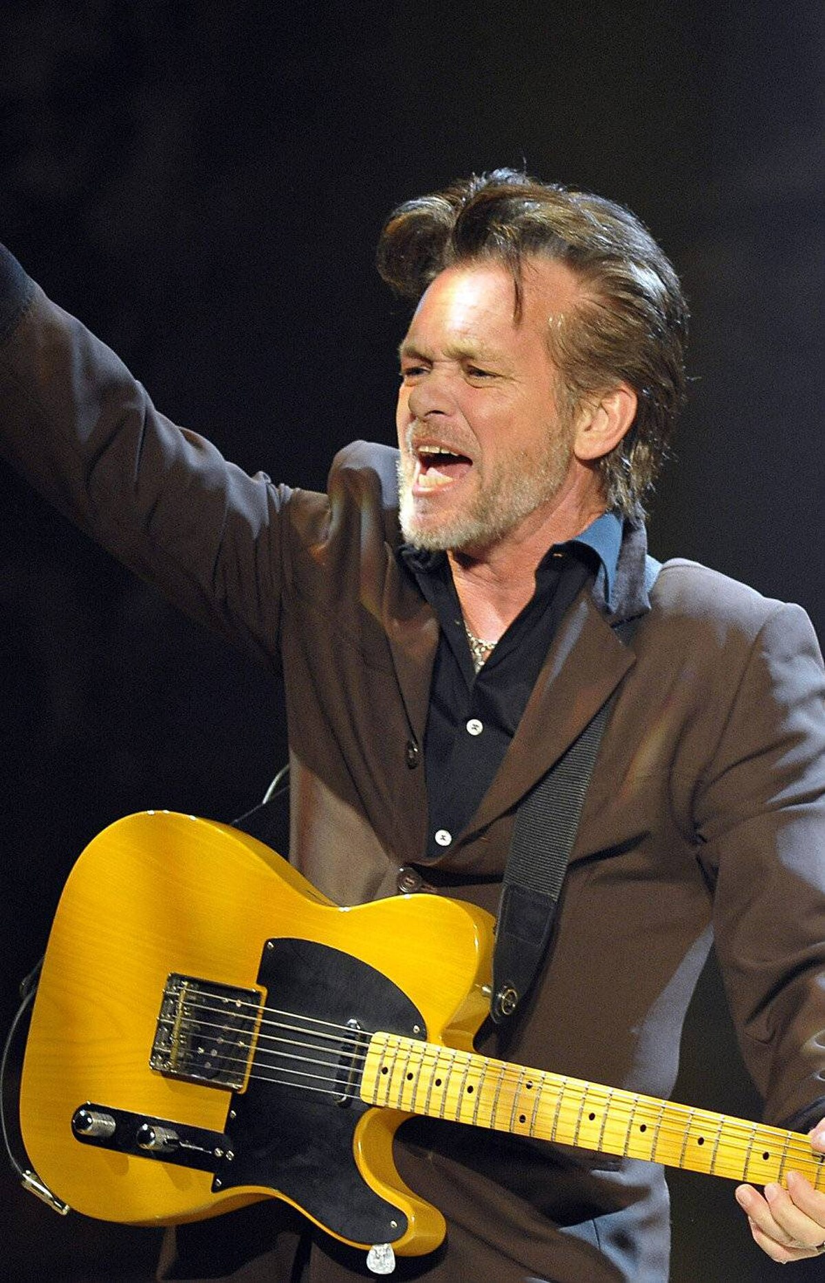 Of John Mellencamp's five kids, his firstborn got the most mainstream name: Michelle. He named the four that followed Teddi Jo, Justice, Hud and Speck Wildhorse.
