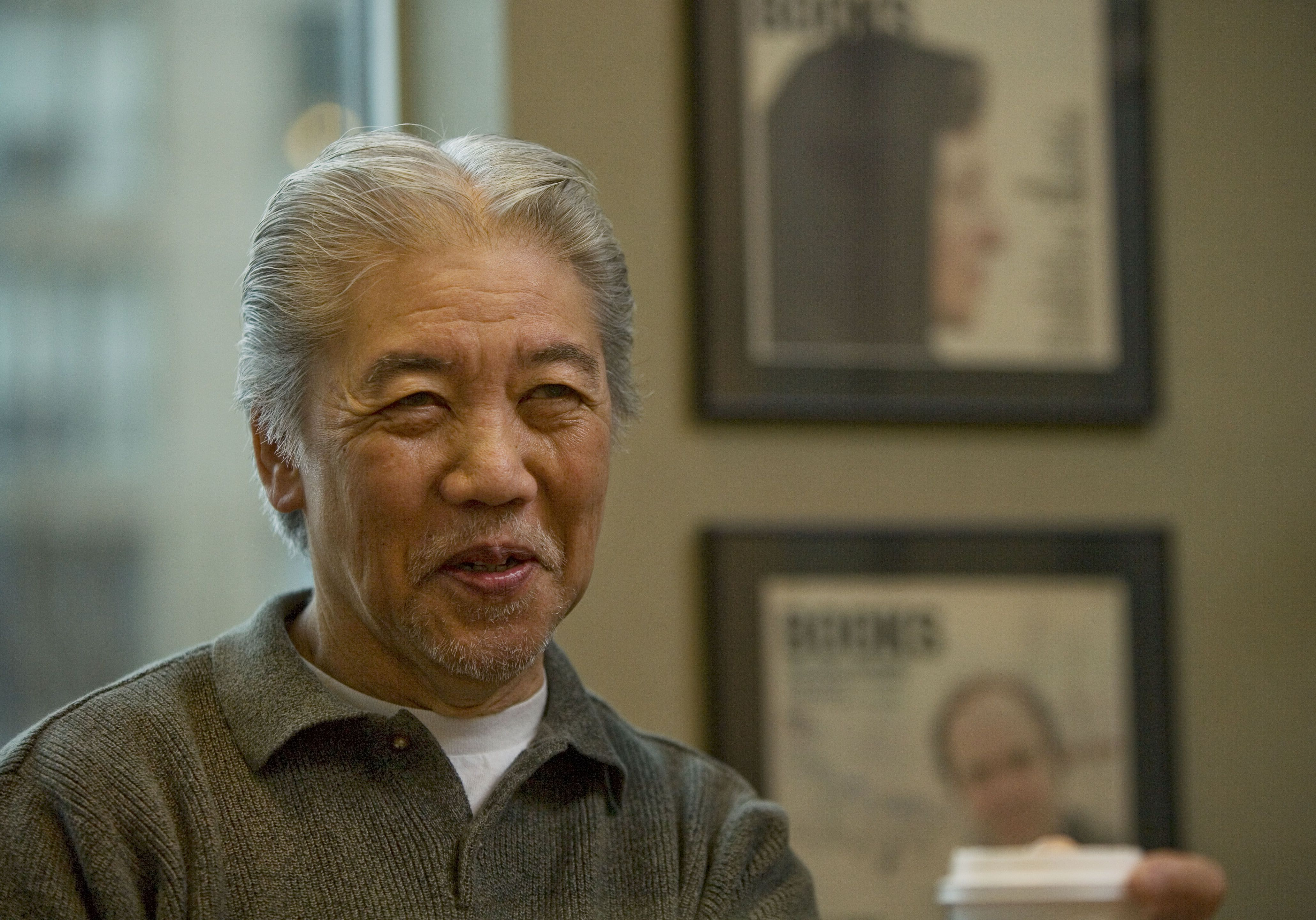 Canadian author Wayson Choy inspired others with tales of childhood in Chinatown