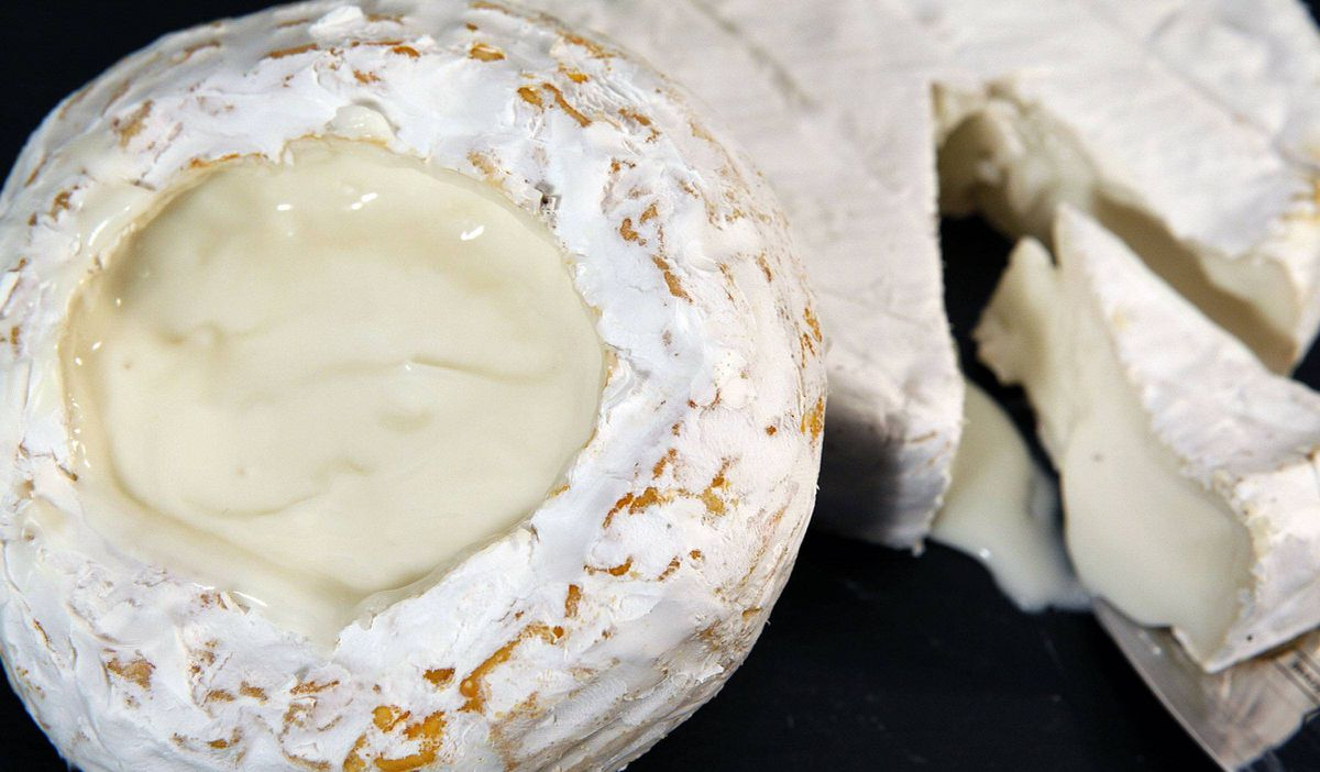 Secret Du Maurice and Nanny Camembert style cheeses are perfect for New Years Eve.