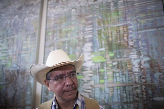 B.C. First Nations unite in fight against Trans Mountain pipeline - The Globe and Mail