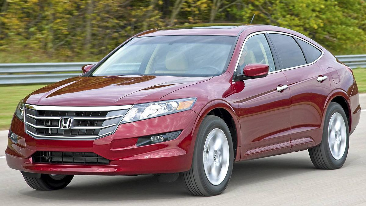 2011 Honda Accord Crosstour EX-L.__Credit: Honda
