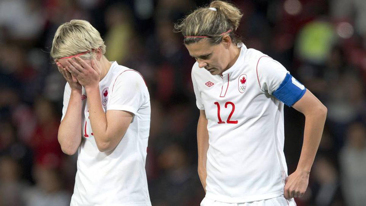 02d73b3ce06 The greatest game of women s soccer ever played - The Globe and Mail