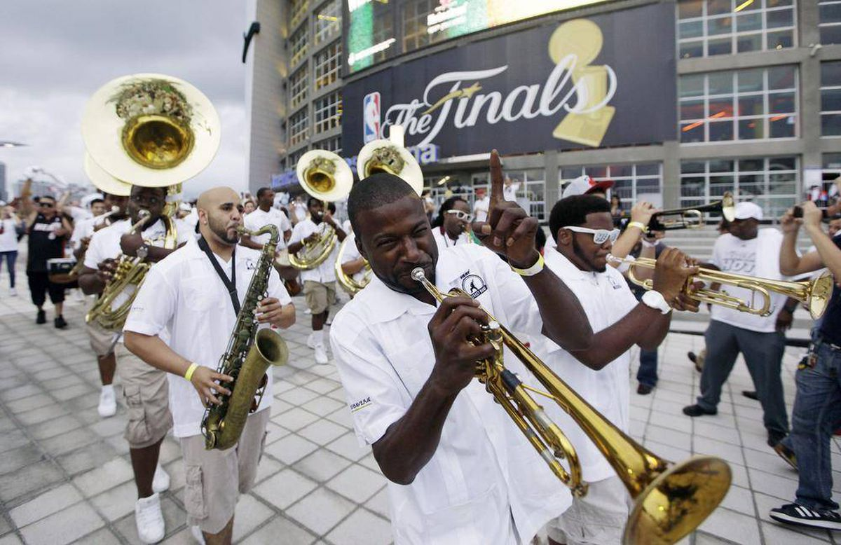 Action from Game 5 of the NBA finals - The Globe and Mail