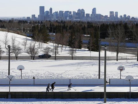 How you say 'Calgary' says a lot - The Globe and Mail