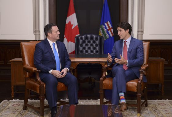 Kenney waiting for Trudeau to act on Alberta's demands