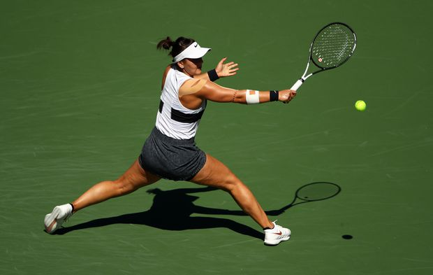 a15259bee Andreescu win at Indian Wells draws praise from Canadian tennis legend  Carling Bassett-Seguso