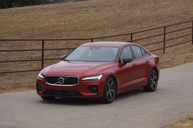 Review  The new Volvo S60 is safer than ever 5b726d5fe2da