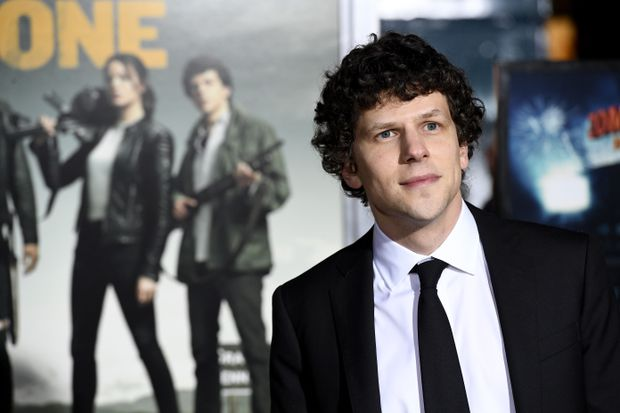 Zombieland's Jesse Eisenberg is not remotely the Zuckerbergian jerk you might think he is