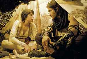 Gemma Arterton, left, and Jake Gyllenhaal star in Prince of Persia: The Sands of Time.