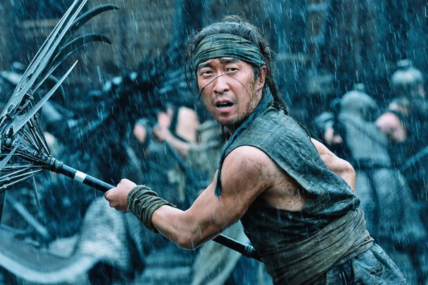 The visually astounding Shadow is Zhang Yimou's best work since House of Flying Daggers