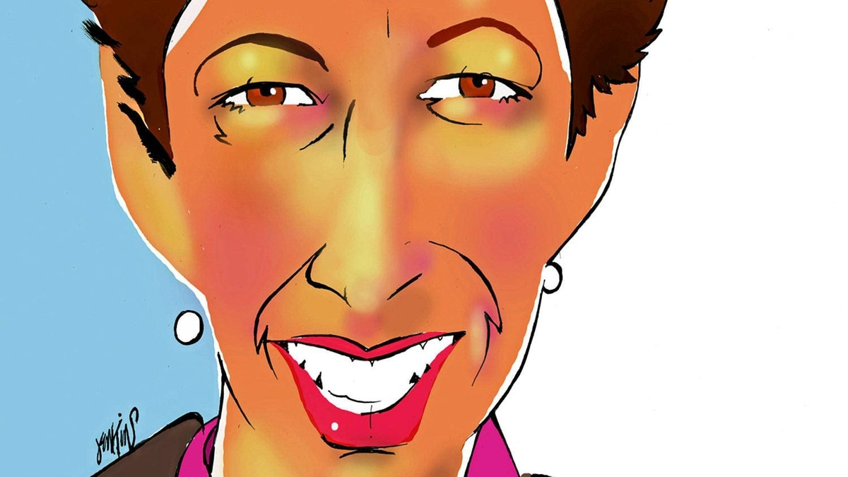 Illustration of Karen Sheriff, president and CEO of Bell Aliant.