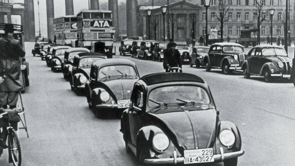 GERMANY-MEXICO-VW-BEETLE