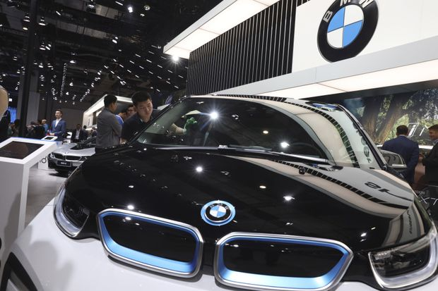 Bmw And Jaguar Land Rover Announce Electric Vehicle Alliance The