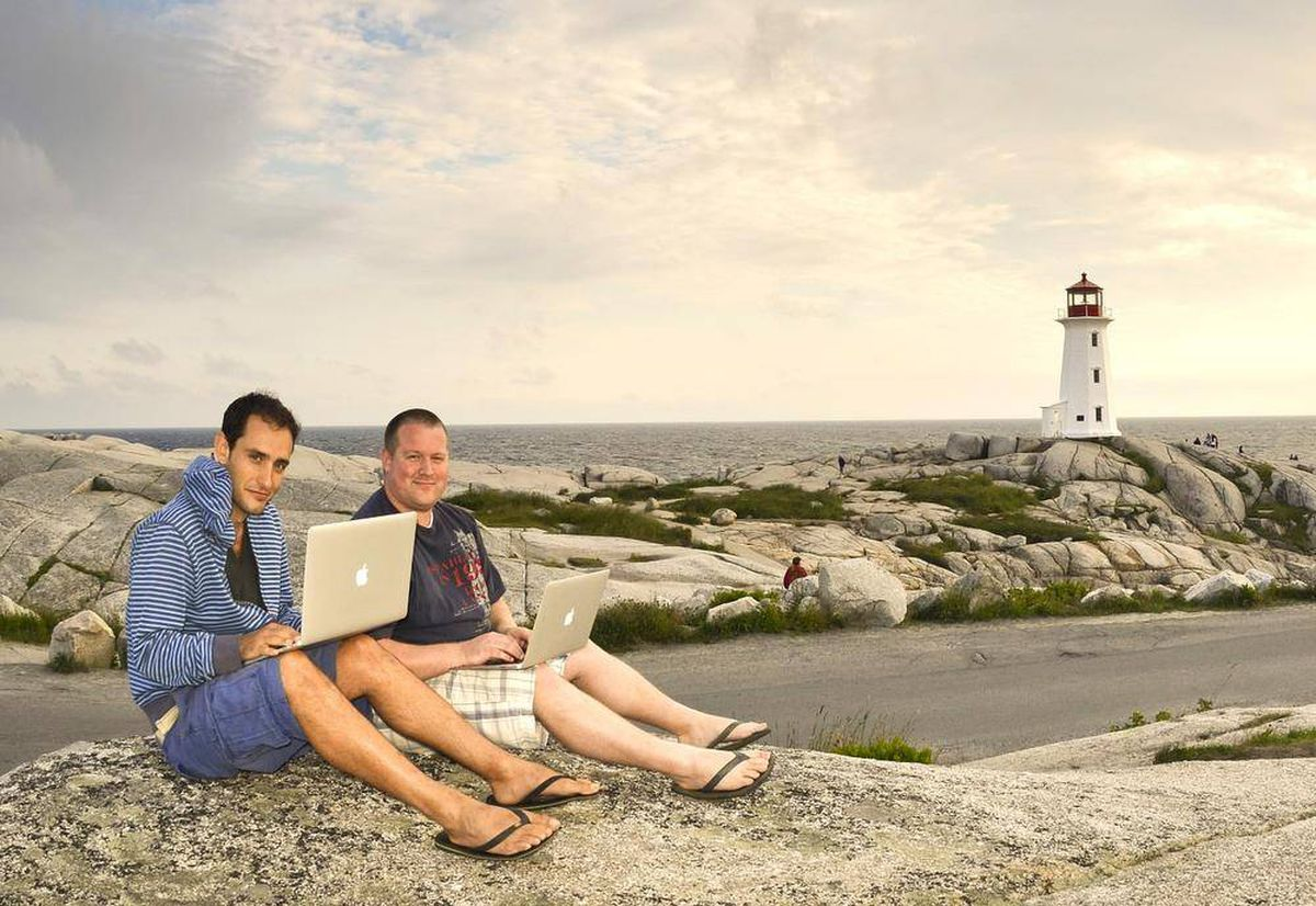 Accountants work from anywhere … except the client's office - The