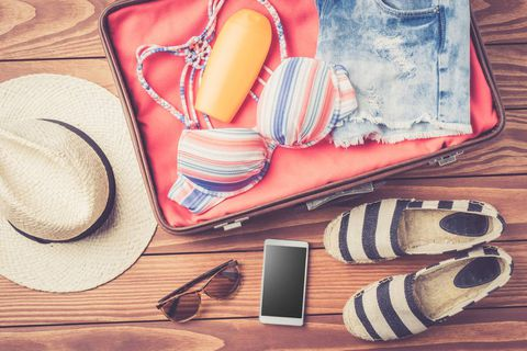 Five things you should always pack (no matter your destination)