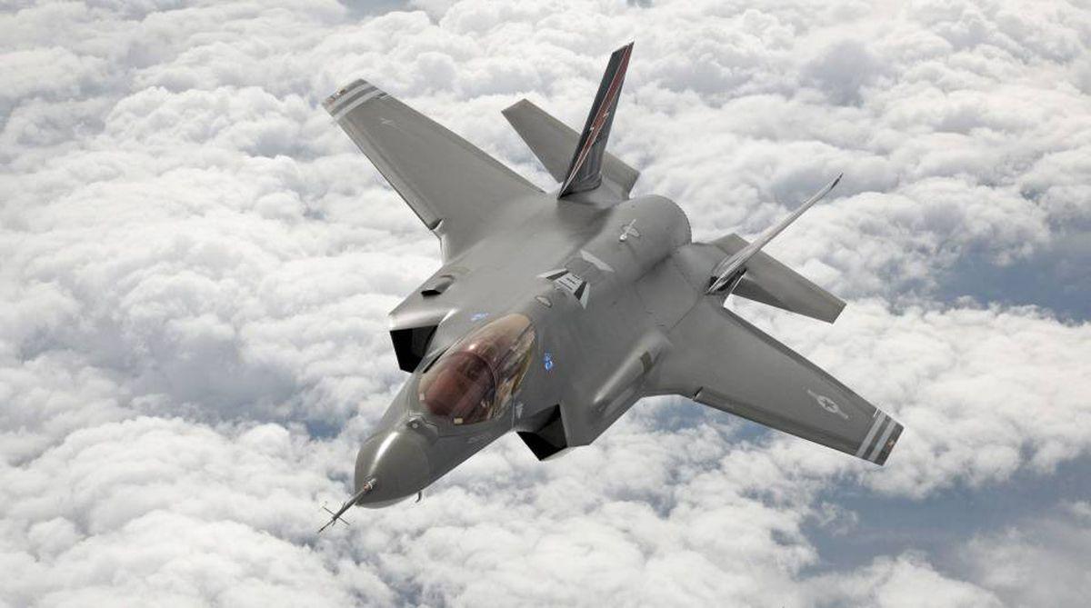 Lockheed F - 35 AF1 joint strike fighter