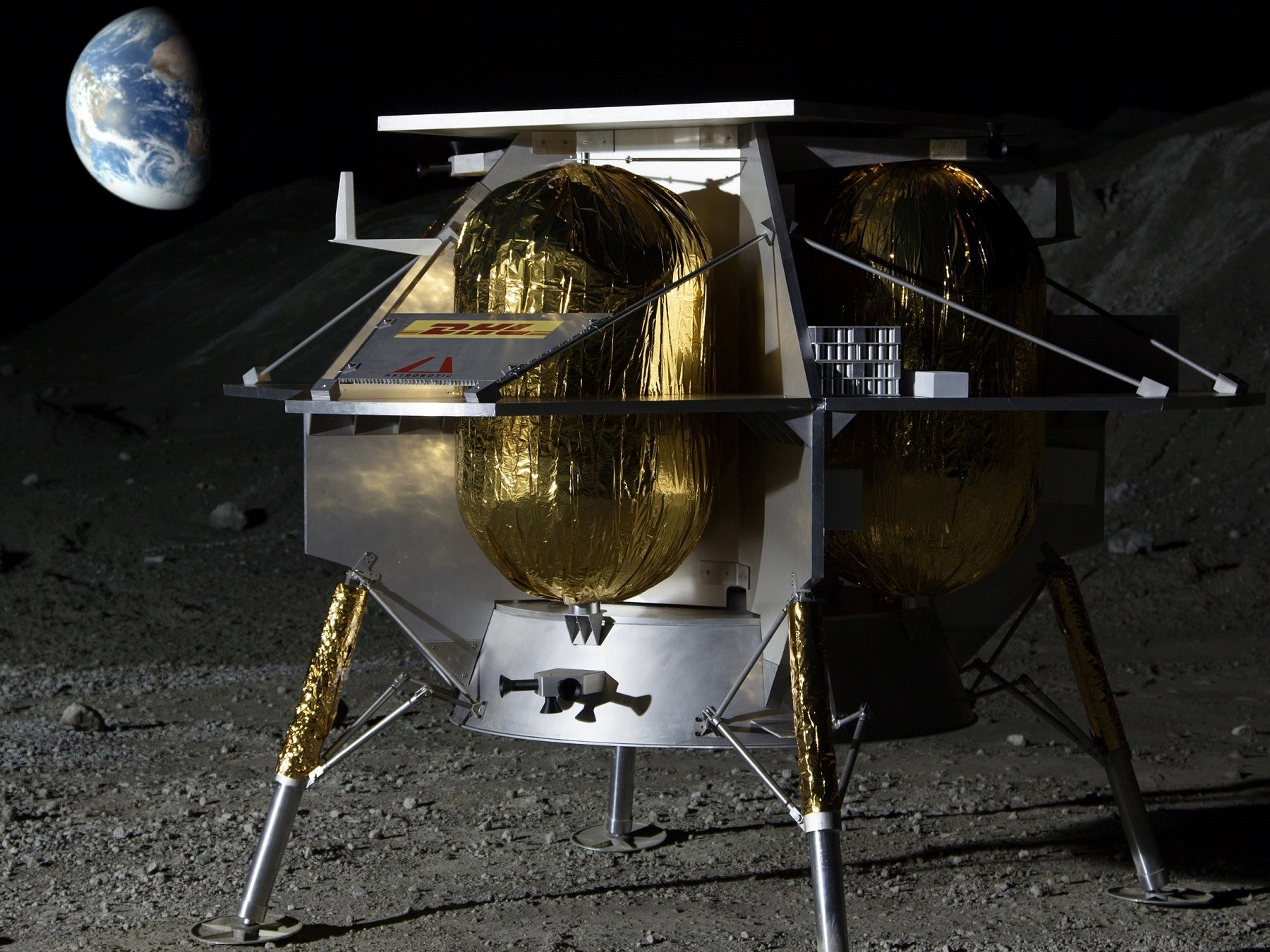 Plans detailed for first U.S. mission to land on moon in nearly 50 years