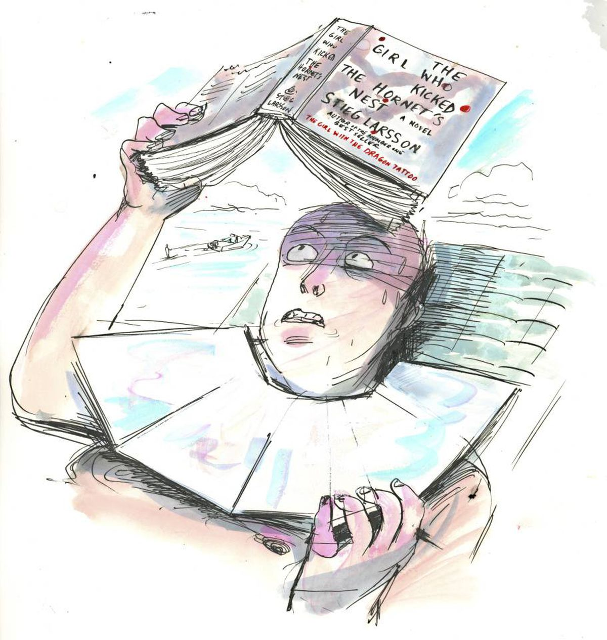 Nora Ephron Has Been Reading Stieg >> The Girl Finally Got Me The Globe And Mail